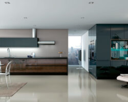 Cozinha apartamentos T3 Figueira da Foz